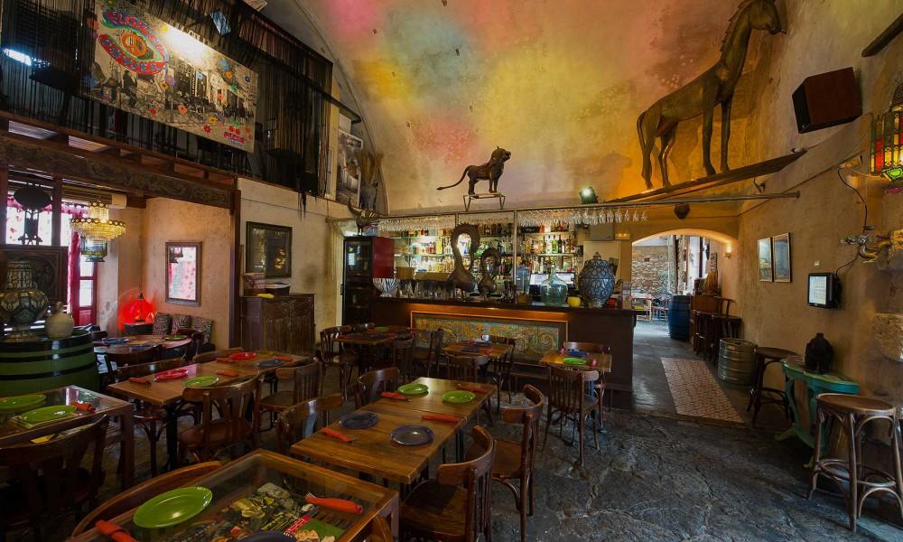 La bodega ibiza restaurante de tapas graphic